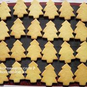 クリスマス*ツリーのクッキー