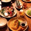 いわしの腹開きとフライ 節分の日の食卓