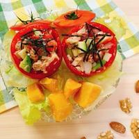 【脂肪燃焼】美肌&デトックス☆ツナ缶とアボカドのヨーグルトサラダ