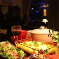 クリスマスの食卓。ちょこっとレシピ。 by 川端寿美香(ママンレーヌ)さん