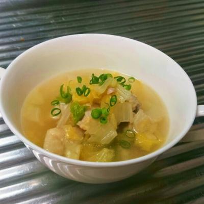 簡単で旨い!家で作ると何故か優しい味。中華のスープ[フンタン]。