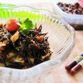 [簡単美味しい常備菜]万能♡ひじきの梅ツナ煮/新学期のお弁当のおかずにも♪/ちょっとしたお話・・・