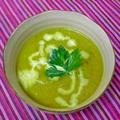 かぼちゃカレースープ