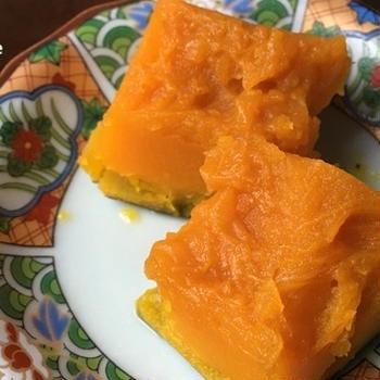 【かぼちゃ】和食の定番!かぼちゃの煮物