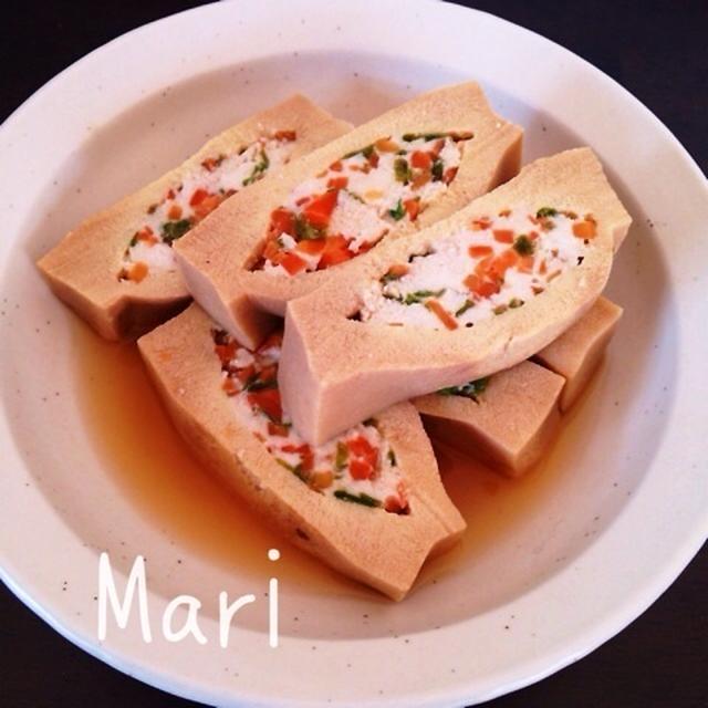 ホッとする♡優しい味の♡高野豆腐の肉詰め煮 / 結婚式ドレス幼児用悩む