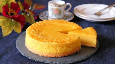 「スイートポテト風ケーキ」