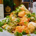 【レシピ】柚子胡椒薫る鶏むね肉の大葉おろしポン酢