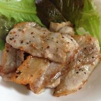 豚バラでかんたん洋風焼肉☆レシピブログ