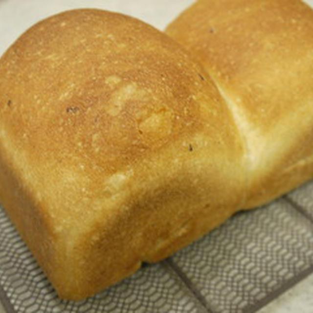 久々の山食パンが・・・☆