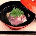 魚のアラが早変わり:鯛のアラの潮汁