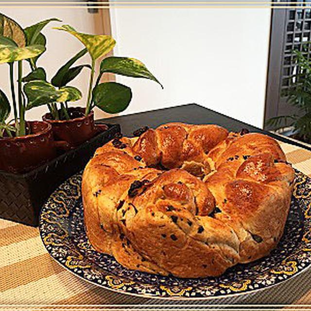 ドライトマトや五穀米であっさり朝食用ちぎりパン