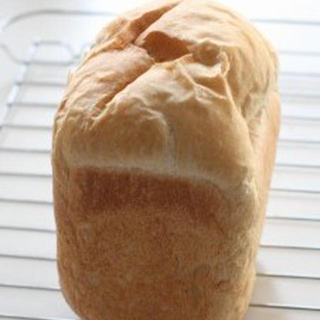 ホームベーカリーでパンを焼く日々