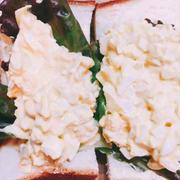 アンデルセンの長時間発酵パンで卵サンド弁当