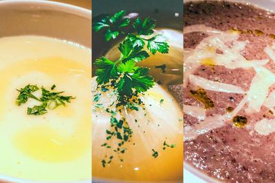 【低温調理で作るスープレシピ】TOP3