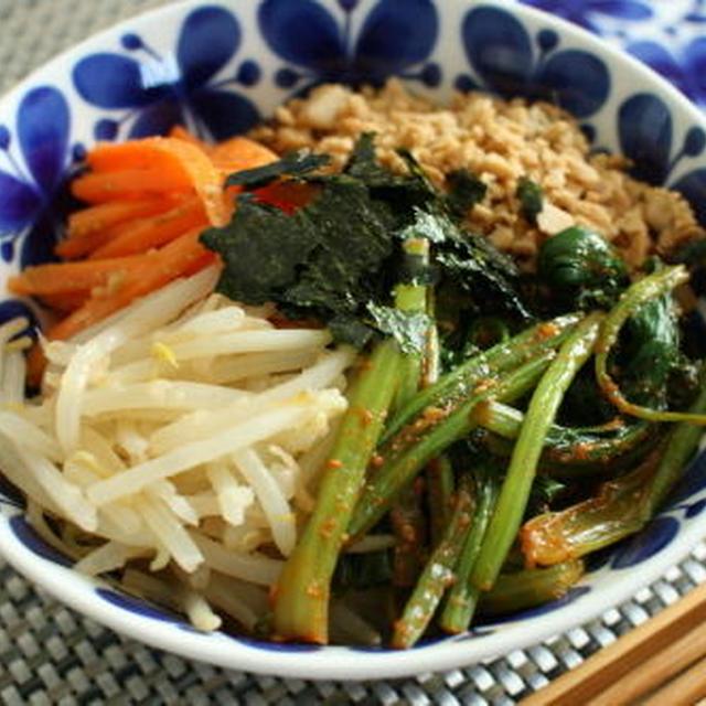 高野豆腐と小松菜の四川風炒め(レシピあり)