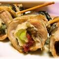 【レシピ】秋刀魚の梅ロール by luneさん