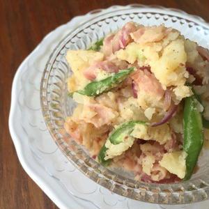 レンジでお手軽&時短に♪みんな大好き「ポテトサラダ」を作ろう!