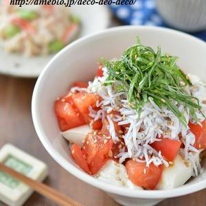 食欲がないときにも!さらっと食べられる簡単「トマト丼」がハマる!