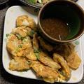 鶏むね肉の梅ピカタ