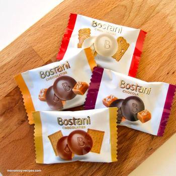"""コストコ新商品!""""Bostani(ボスタニ)シン&フィルド チョコレート"""""""