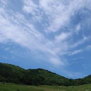 5月下旬の田舎の風景