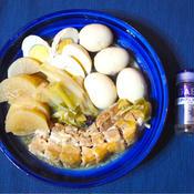 スターアニス香る豚の角煮 炊飯器で簡単!