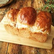 ライ麦とくるみの食パン