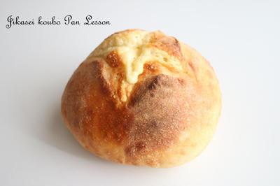 リュスティック&チェダーチーズブレッド・天然酵母パンのコツ