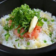 石焼き明太チーズご飯