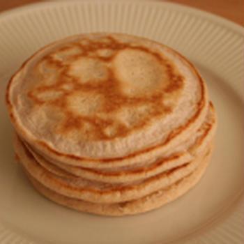全粒粉パンケーキ