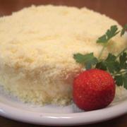 ルタオのチーズケーキ(ドゥーブルフロマージュ)