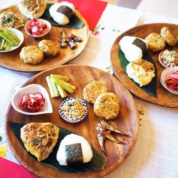 8月11日のお料理教室レポ♡8月のレッスン初日!それぞれの和ンプレート♡