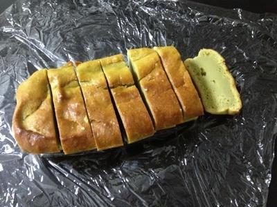 アボカドパウンドケーキ