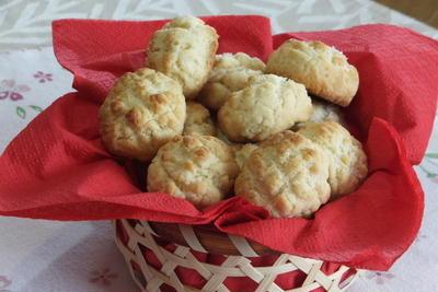 メロンパンみたいなクッキー♪