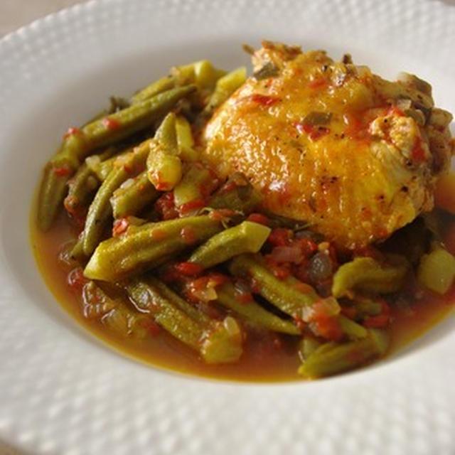 肉と野菜の煮込み2種