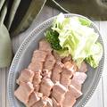 マイナビニュースでの連載更新しました♪炊飯器で作る! - ティーパックを使って簡単「塩豚」