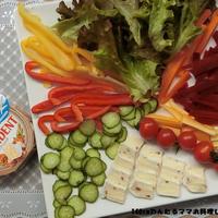 簡単★カラフルサラダ