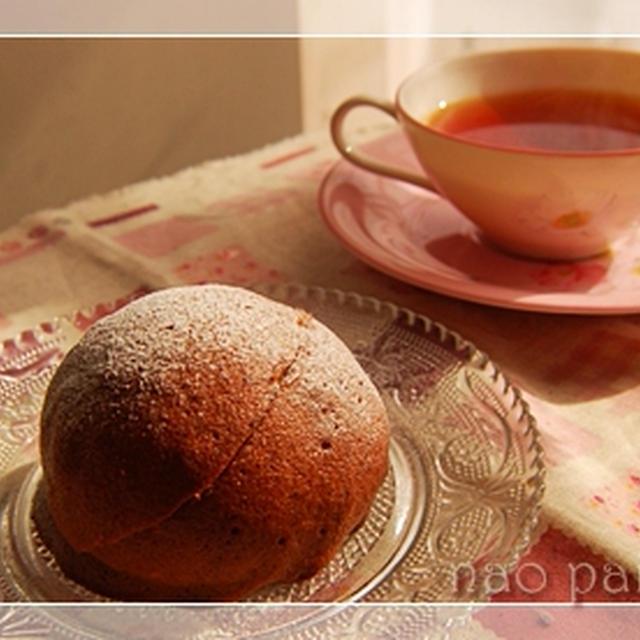 キャラメル×コーヒークッキーパン 久々レシピ。