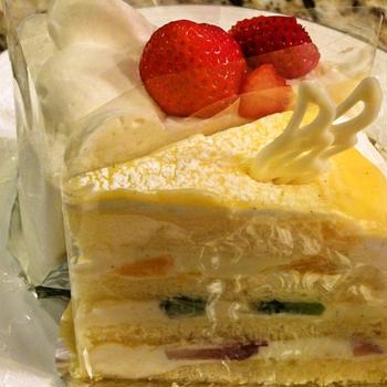 ケーキ占い