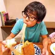 晩御飯は子供達のリクエストです!!