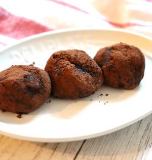 【簡単!バレンタインレシピ】材料5つ!!余ったお餅で超簡単!生チョコ餅