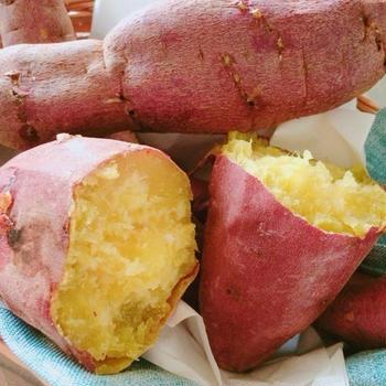 石窯オーブンで石焼き芋❗️❓