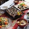 【おもてなし朝ご飯の総括編】実は「納豆料理と黒ニンニク料理」他でした^^♪ by あきさん