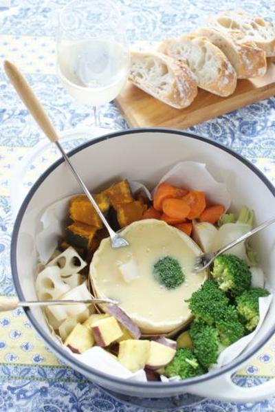 「味噌カマンベールフォンデュでいただく秋野菜サラダ(レシピ)」「鶏南蛮」
