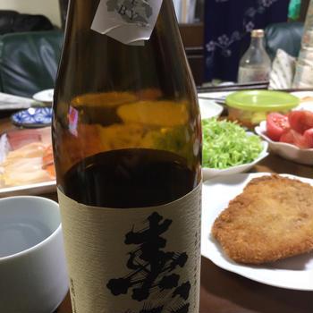 飲んだお酒6「春心 生酛純米酒」
