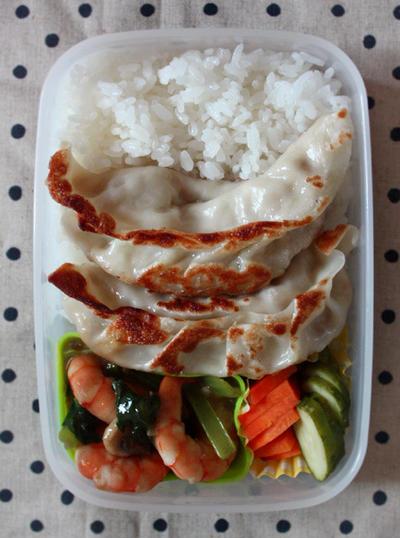 ジャンボ餃子―今日のお弁当