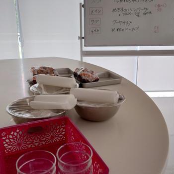 お料理教室スケッチ ~ カレード~