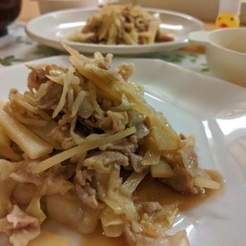 簡単エスニック!豚肉のナンプラー野菜炒めのレシピ