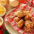 まるごと再現♡684円*クリスマスに!ケンタッキーフライドチキン定食