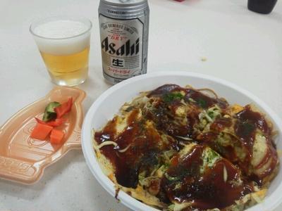 オタフクソース『ビールと楽しむお好み焼き教室』に行って来ました~♪